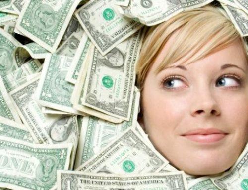 O que você faria se tivesse todo dinheiro do mundo?