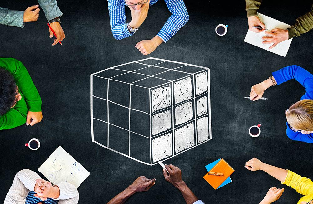 Encontre seus problemas na organização pessoal
