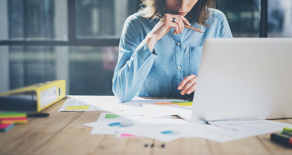 A organização profissional melhora seu desempenho no trabalho